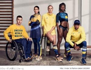 オリンピック スウェーデン