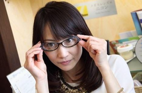 メガネの前田