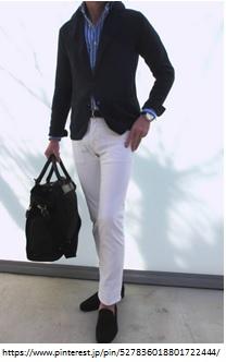 紺ジャケット2