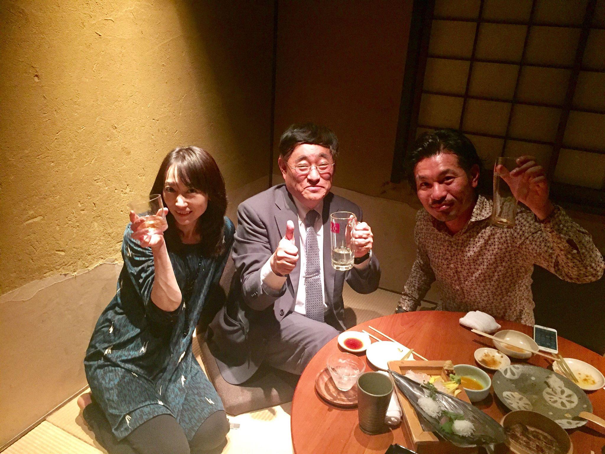 馬岡さん、川田さん
